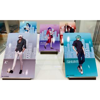 SNK - KOF POP UP SHOP in マルイ  ブロマイド コンプリートセット
