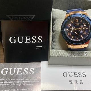 ゲス(GUESS)のGUESS ブランドウォッチ(腕時計(アナログ))