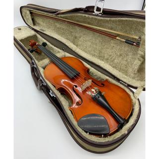 スズキ(スズキ)のSUZUKI スズキ バイオリン No.200 3/4 【美品】(ヴァイオリン)