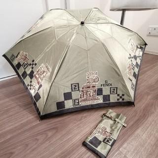 FENDI - フェンディ 傘 折りたたみ傘