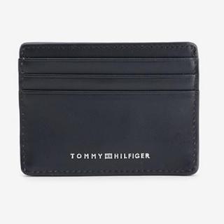 トミーヒルフィガー(TOMMY HILFIGER)のTOMMY HILFIGER レザーカードケース(名刺入れ/定期入れ)
