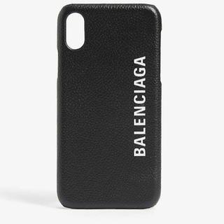 バレンシアガ(Balenciaga)のバレンシアガ BALENCIAGA iPhone X/XS ケース 新品(その他)