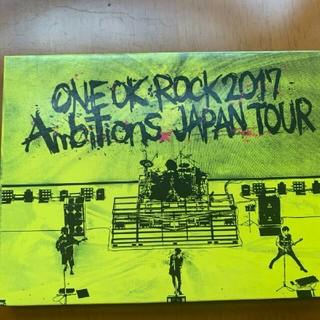 "ONE OK ROCK - ONE OK ROCK 2017 ""Ambitions"" JAPAN TOUR"