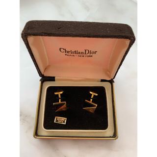 クリスチャンディオール(Christian Dior)のChristian Dior カフス(カフリンクス)