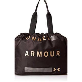アンダーアーマー(UNDER ARMOUR)の新品タグ付きフェイバリットグラフィックトートブラック(トートバッグ)