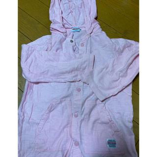 ミキハウス(mikihouse)のミキハウス 120 パーカー(甚平/浴衣)
