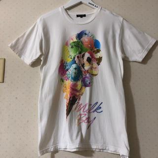 ミルクボーイ(MILKBOY)のMILK BOY アイスTシャツ(Tシャツ/カットソー(半袖/袖なし))