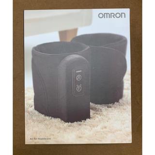 オムロン(OMRON)の新品!オムロン エアマッサージャー(マッサージ機)