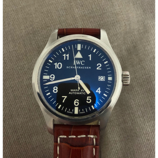 インターナショナルウォッチカンパニー(IWC)の美品 IWC パイロットウォッチ MARK XV マーク15(腕時計(アナログ))