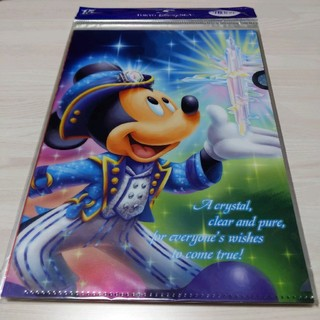 ディズニー(Disney)の新品・未開封♡ディズニーシー15周年♡クリアファイルセット(キャラクターグッズ)