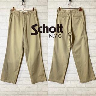 ショット(schott)のSchott ショット チノパン 日本製 製造(株)エドウィン商事/W29(チノパン)