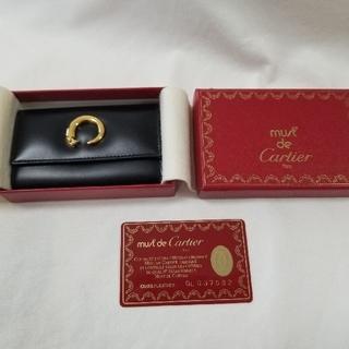 カルティエ(Cartier)の【新品未使用♪】カルティエ キーケース(キーケース)