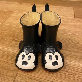 ダイアナ(DIANA)のミッキー 長靴15センチ ダイアナ(長靴/レインシューズ)