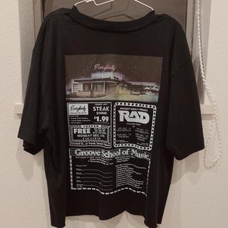 マウジー(moussy)のマウジー Tシャツ ロゴ入り(Tシャツ(長袖/七分))