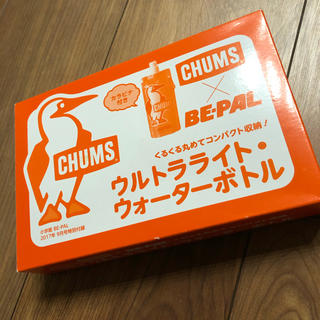 チャムス(CHUMS)のチャムス★ウォーターボトル★レッド(その他)