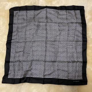 ガリャルダガランテ(GALLARDA GALANTE)のガリャルダガランテ シルク スカーフ(バンダナ/スカーフ)
