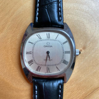 オメガ(OMEGA)のOMEGA、オメガ デビル、オメガ尾錠、メンズ、腕時計、手巻き(腕時計(アナログ))