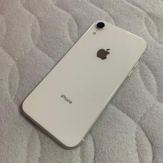 アイフォーン(iPhone)のiPhone xr 64GB SIMロック解除済(スマートフォン本体)