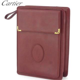 カルティエ(Cartier)のカルティエ クラッチバッグ ❤︎セカンドバッグ マストライン Cartier(セカンドバッグ/クラッチバッグ)