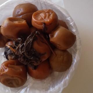 手作り梅干し1kg★無農薬無添加❗️(漬物)
