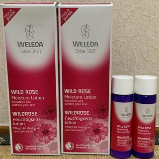ヴェレダ(WELEDA)のヴェレダワイルドローズモイスチャーローション セット(化粧水/ローション)