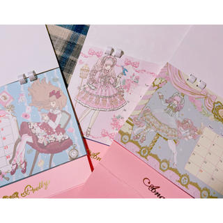 Angelic Pretty - Angelic Pretty2012〜2014カレンダー