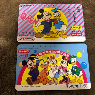 ディズニー(Disney)の第一生命 ディズニーテレホンカード(その他)