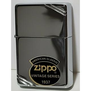 ジッポー(ZIPPO)の【新品未使用品】Zippo フラットトップタイプ(復刻版)(タバコグッズ)
