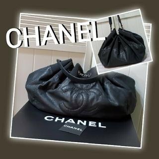 シャネル(CHANEL)の【可愛いデカココ】CHANEL バッグ/チェーンショルダーバッグ(ショルダーバッグ)