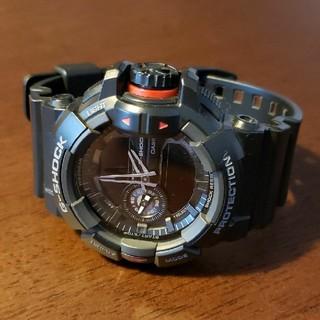ジーショック(G-SHOCK)の【送料込・美品】CASIO G-SHOCK 5398p GA-400-1BJF(腕時計(デジタル))