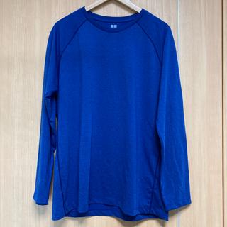 ユニクロ(UNIQLO)のユニクロ トレーニングウェア Tシャツ メンズ(トレーニング用品)