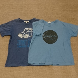 サンカンシオン(3can4on)の3can4on  Tシャツ130㎝(Tシャツ/カットソー)