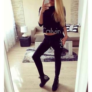 カルバンクライン(Calvin Klein)のカルバンクライン 上下セットアップ(ルームウェア)