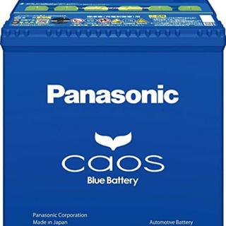 パナソニック(Panasonic)のPanasonic バッテリー Battery カオス N-80B24L/C7(汎用パーツ)