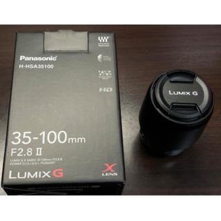 Panasonic - LUMIX G X VARIO 35-100mm F2.8 II 新同品