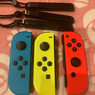 ニンテンドースイッチ(Nintendo Switch)の任天堂 コントローラー(家庭用ゲーム機本体)