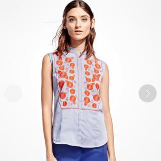 ブルックスブラザース(Brooks Brothers)のブルックスブラザーズ タンクトップシャツ(シャツ/ブラウス(長袖/七分))