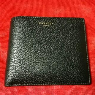 GIVENCHY - 新品・未使用GIVENCHY二つ折り財布