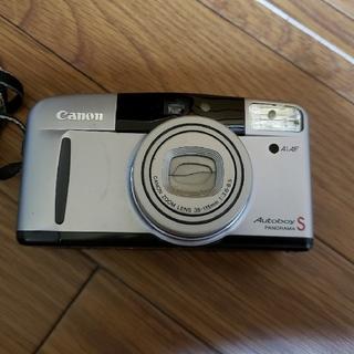 キヤノン(Canon)のキャノン オートボーイS(フィルムカメラ)