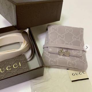 グッチ(Gucci)の【値下げ】GUCCI ピアスgucci刻印ハートモチーフ(ピアス)
