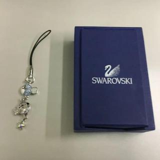 スワロフスキー(SWAROVSKI)のスワロフスキー ストラップ(キーホルダー/ストラップ)