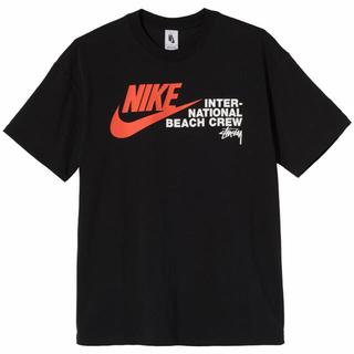 ステューシー(STUSSY)の✨早い者勝ち✨STUSSY NIKE REACH THE BEACH 黒 S✨(Tシャツ/カットソー(半袖/袖なし))
