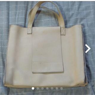 ヨウジヤマモト(Yohji Yamamoto)のY's 革 鞄(トートバッグ)
