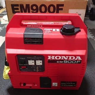 ホンダ(ホンダ)のホンダ ポータブル発電機EM900F 50Hz 直ぐに発送可能です。(防災関連グッズ)