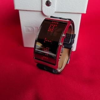 ディーゼル(DIESEL)のDZ-7092/ディーゼル DIESEL デジタル 腕時計 稼働品  送料無料(腕時計(デジタル))