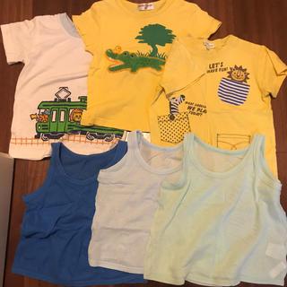 サンカンシオン(3can4on)のTシャツとシャツのセット(計6枚)(Tシャツ/カットソー)