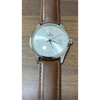 フェンディ(FENDI)の☆超美品☆ フェンディ FENDI 210G メンズ 時計 腕時計 稼働中(腕時計(アナログ))