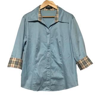 バーバリー(BURBERRY)のバーバリー ロンドンシャツ(シャツ/ブラウス(長袖/七分))