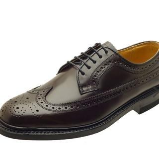 REGAL - 【大特価!】REGALリーガル ウイングチップ ビジネス ドレス 革靴