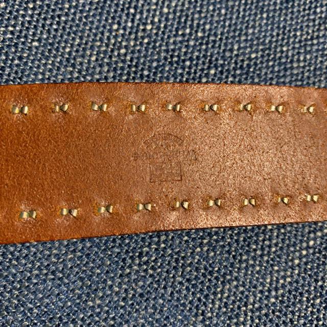 WHITEHOUSE COX(ホワイトハウスコックス)のホワイトハウスコックス スタッズ WHITEHOUSE COX B1774 メンズのファッション小物(ベルト)の商品写真